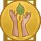 Piuma del pavone di Hera