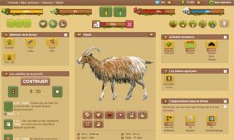 Farmzer - Prenditi cura dei tuoi animali della fattoria