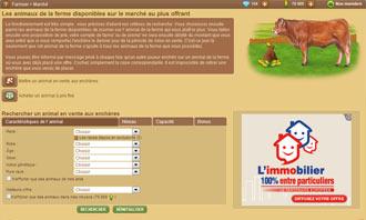 Farmzer - Comprare un animale all asta ed altre interazioni